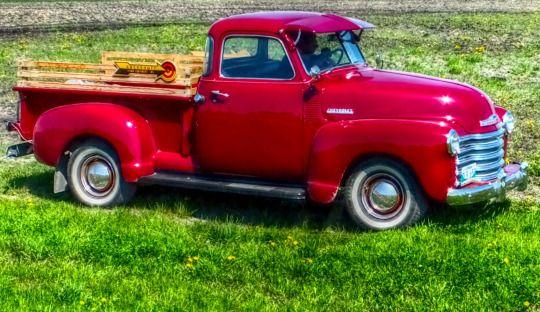 1949 Chevrolet 5 Window Pickup Truck