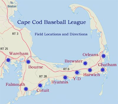 Cape Cod Baseball - All American Fun!