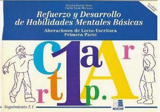 SUPER RECURSOS EDUCATIVOS GRATIS: E-LIBRO: ALTERACIONES DE LECTO ESCRITURA - REFUERZO Y DESARROLLO DE HABILIDADES MENTALES BÁSICAS 1A. PARTE...