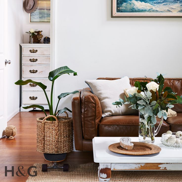 This Home Channels Laid Back Holiday Vibes Perfectly Suited To The Byron  Bay Location.