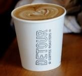 Detour Roasters, Dundas Ontario - have to visit for amazing coffee. Perfect 'Java Jolt'.