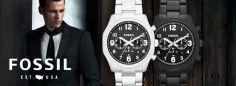 Luxusní pánské hodinky Fossil s chronografem: přepychový doplněk!