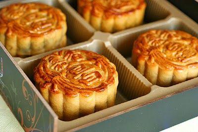 Mooncake Recipe (Food & Culture: China)