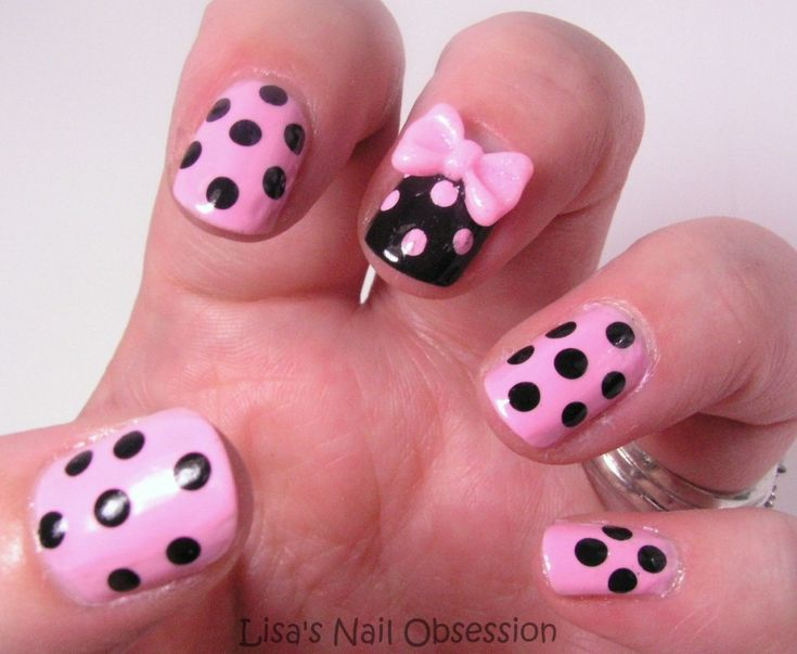 25 beautiful stylish nails ideas on pinterest prom nails white 30 stylish nail art designs with bows prinsesfo Image collections