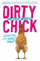 """One month into our stay, we'd managed to dispatch most of our charges. We executed the chickens. One of the cats disappeared, clearly disgusted with our urban ways. And Lucky [the cow] was escaping almost daily. It seemed we didn't have much of a talent for farming. And we still had eleven months to go."" %0A Antonia Murphy, you might say, is an unlikely farmer. Born and bred in San Francisco, she spent much of her life as a liberal urban cliche, and her interactions with the animal kingdom…"