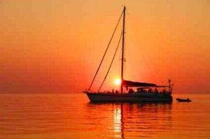Sunset-on-Lake-Huron-at-Kincardine-Ontario-