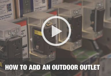 25 Best Ideas About Outdoor Outlet On Pinterest