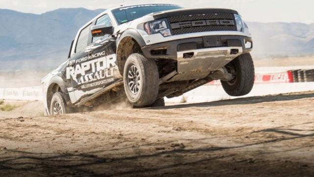 Ford Will Let You Off-Road A Raptor In Their Crazy Raptor Assault Program