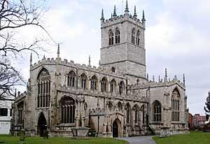 St. Swithun's church, Retford.