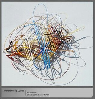 Transforming cycles ~ jeon yong-hwan