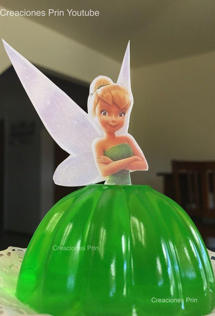 #gelatina#de princesa#