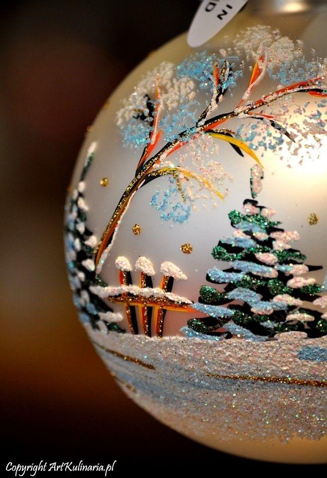 Ornaments -- Handmade in Poland