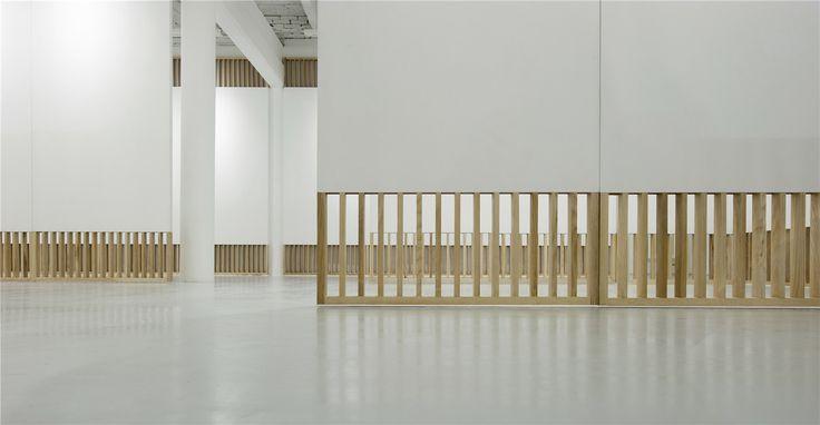 Galeria de Tela Dobrável, Galeria de Arte Ocidental Rongbaozhai / ARCHSTUDIO - 5