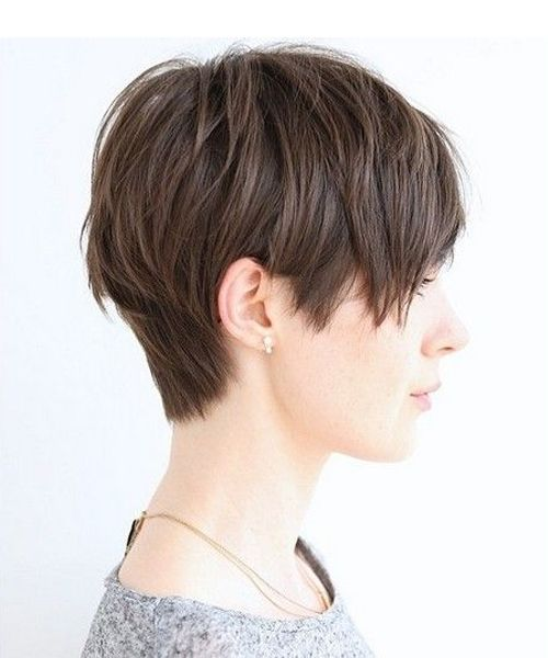 pictures of short haircuts for ladies 1000 ideas about pixie haircuts on pixie cuts 5836 | 26930dc760b425f043b6a9c5836be152