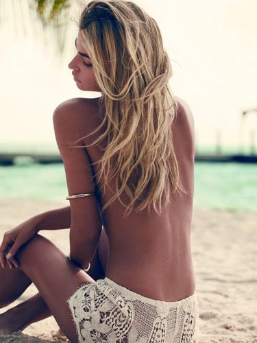 Beach waves, Beaches and A tan on Pinterest