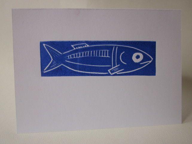 'Fish' Cards £2.50