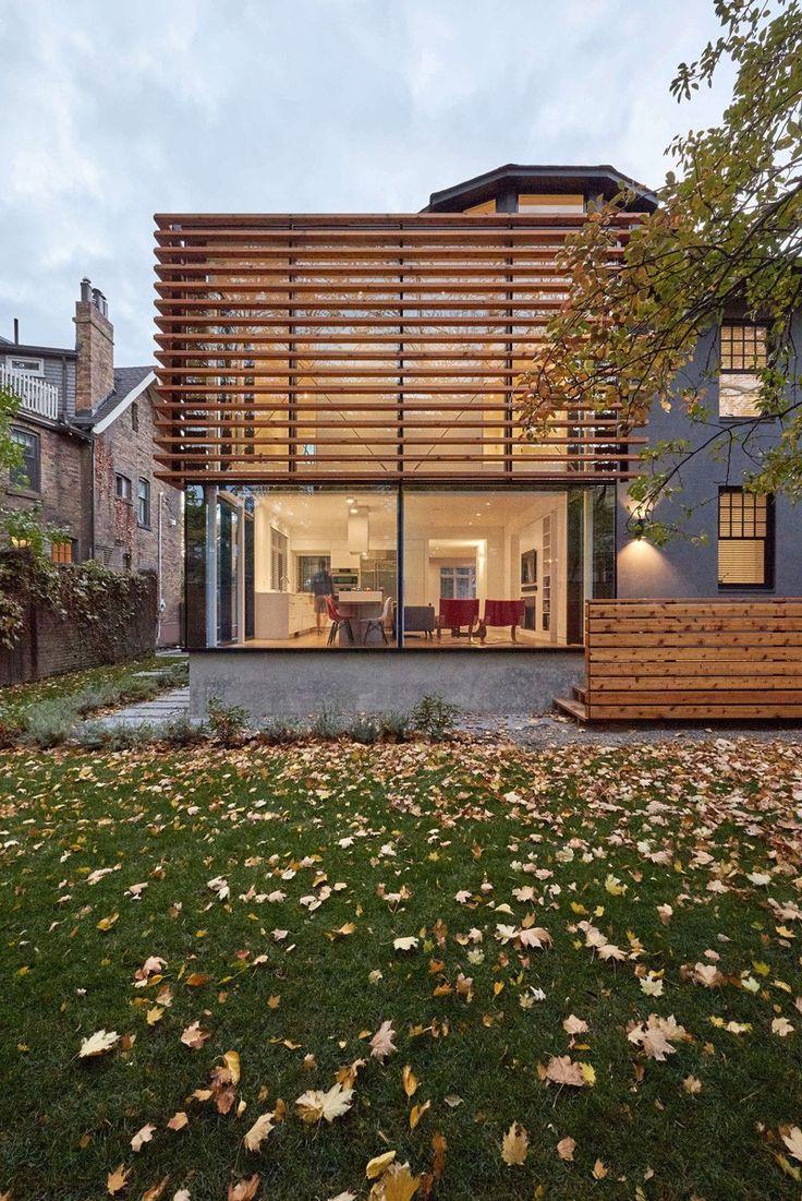 Les 252 meilleures images propos de canadian for Architecture organique