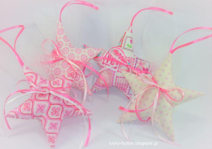Lucky stars pink