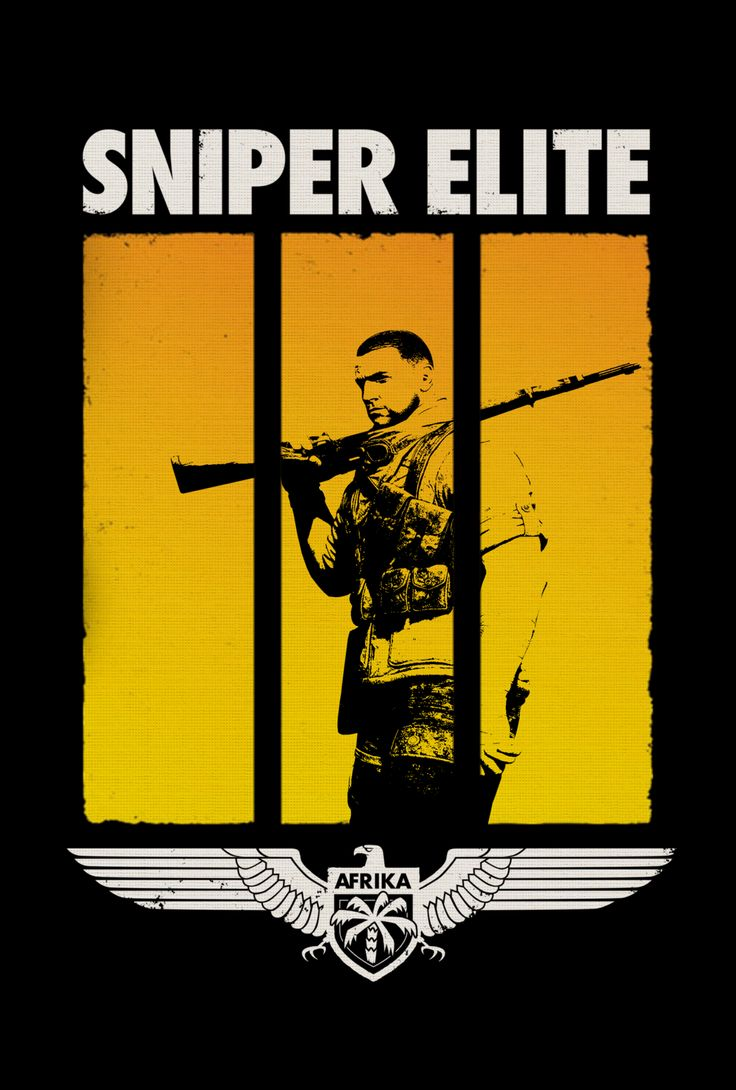 Sniper Elite III Poster by Felix Tindall