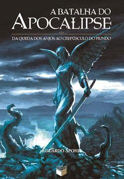 """Confiram a resenha do livro A Batalha do Apocalipse, de Eduardo Spohr: """"Há muitos anos Yaweh, o deus da luz, derrotou Tehom, a deusa da escuridão, e deu início à criação do mundo, incluindo os seres humanos. Findada a criação, Yaweh concedeu aos humanos o livre-arbítrio e se retirou para um descanso, deixando para os cinco Arcanjos a responsabilidade de cuidar de sua criação. O Arcanjo Miguel, porém, ficou enciumado com o livre-arbítrio dado aos humanos e por isso decidiu destruí-los."""""""
