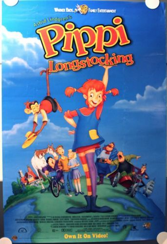 Pippi Longstocking Family Movies And Animation On Pinterest