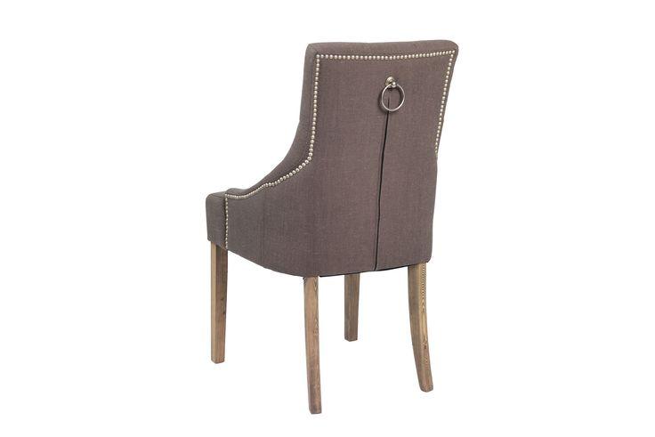 Stella Fåtölj grå - Vintage grå ben | Trademax.se