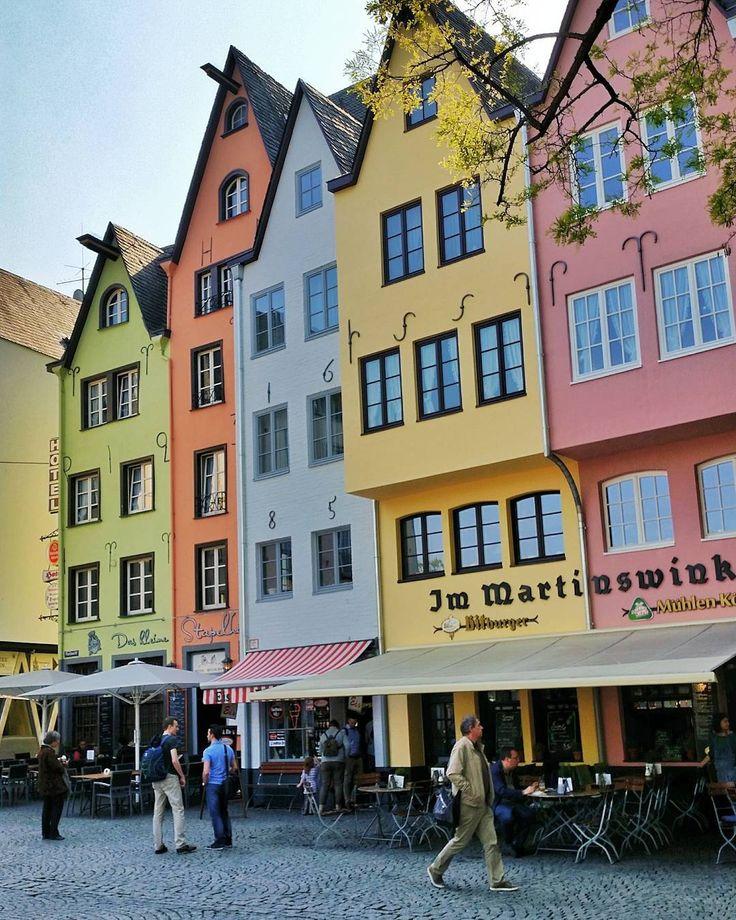 Cologne : Fischmarkt