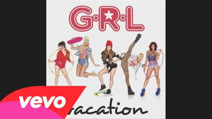 G.R.L. - Vacation (Audio)