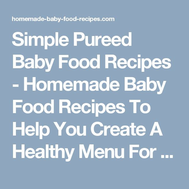 My Toddler Still Eats Pureed Food