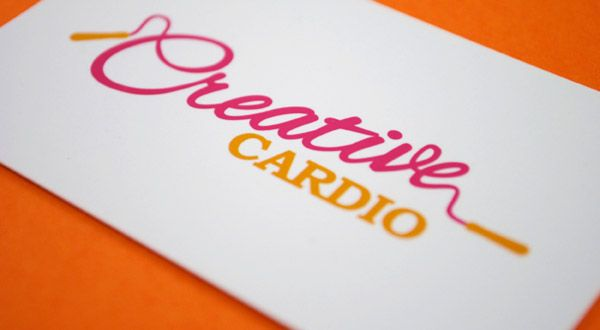 Creative Cardio Business Card