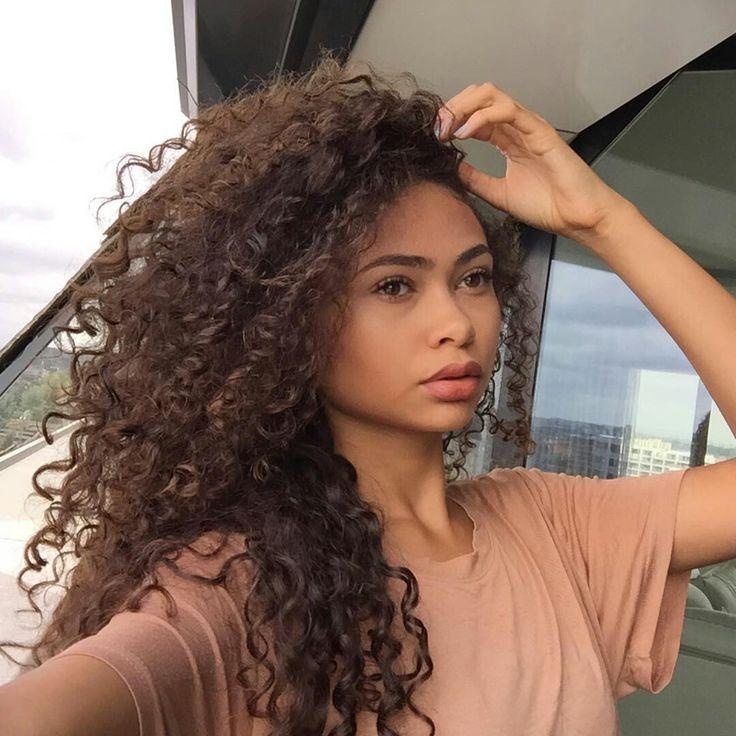 Surprising 1000 Ideas About 3B Curly Hair On Pinterest 3B Hair 3C Hair Short Hairstyles For Black Women Fulllsitofus