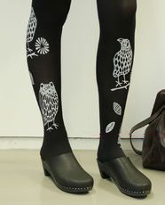 Mary A Jalava: Owl Tights