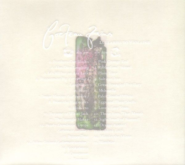 Cocteau Twins - Lullabies To Violaine: Singles And Extended Plays 1982-1996
