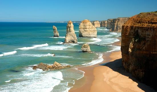 Top Eight Australian Beaches