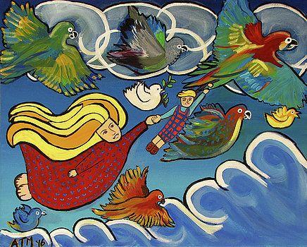 Let them fly by Allison Mathews