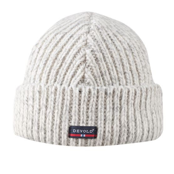 Nansen cap - Grey melange - Devold of Norway