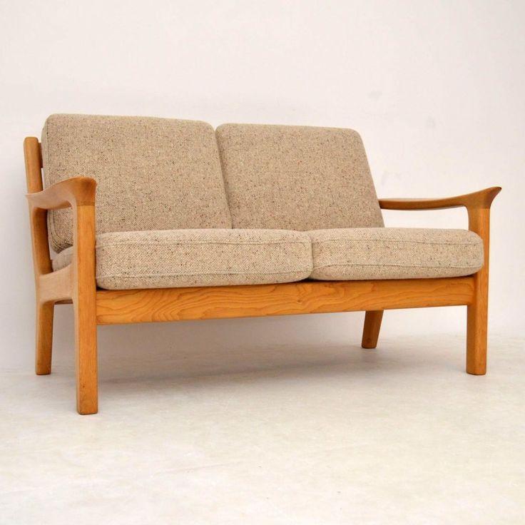 Датское Ретро диван на продажу винтажной мебелью Лондон | retrospectiveinteriors.com