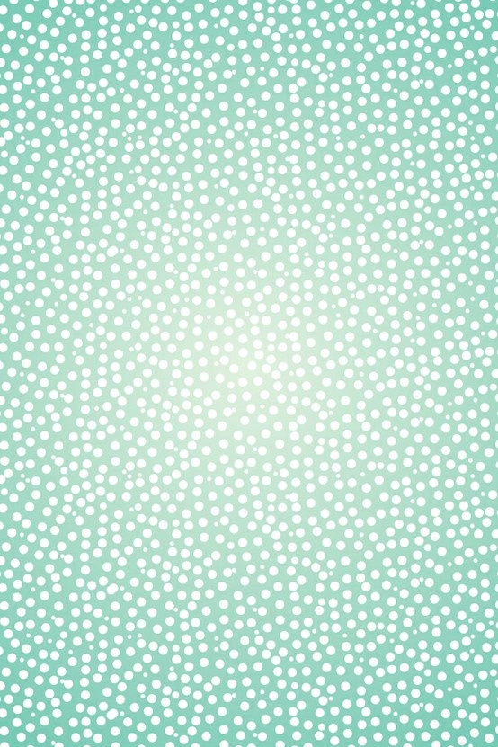 Strange & Charmed: 5 Green iPhone Wallpapers for March