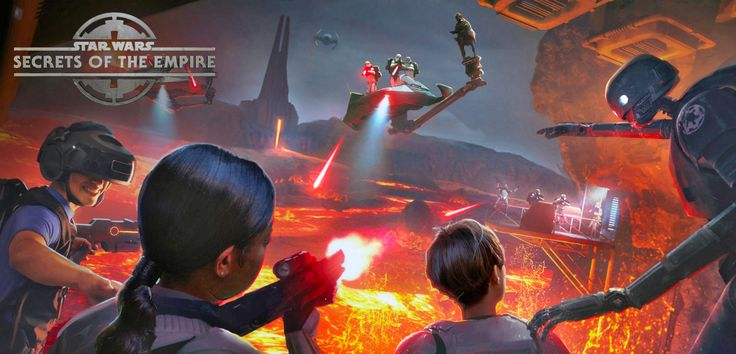 Disney will show the sights sounds and smells of 'Star Wars' in VR Disney is teaming up with virtual reality gaming centre The Void to launch an immersive Star Wars experience at two of its sites. Star Wars: Secrets of the Empire lets you step inside the intergalactic world of the hit films through a VR headset. Youll also be able to touch feel and even smell your surroundings (which may not bode well if you end up chilling with Yoda on Dagobah). Built in collaboration with Lucasfilm the new…