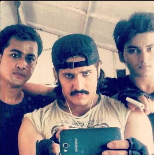 Behind the scene: See how Rajat Tokas, Paridhi Sharma & the cast ...