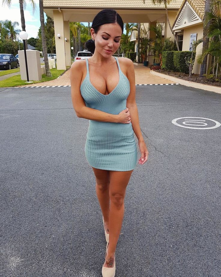 Tight Dress Mybigtitsbabes