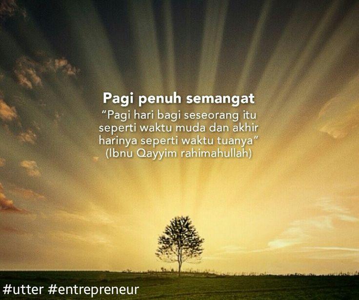 Salam & selamat pagi. Jom! Bangun dan berusaha mulai di waktu pagi. Mulai di saat muda. Semoga perjalanan hari ini memberi manfaat dan mendapat keredhaanNya. Aamiin #utter #kabilahawanbiru #entrepreneur #thebesttakaful #thebestagent #thebestadvisor