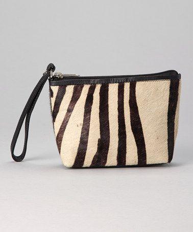 Leather Accent Tag - Zebra EDS Awareness by VIDA VIDA zTwb7X