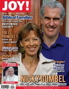 May Issue 2013 - Nicky Gumbel