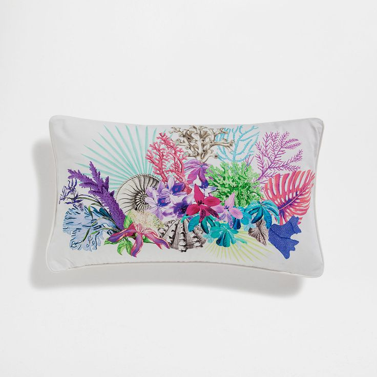 M s de 1000 ideas sobre cojines de coral en pinterest for Cojines exterior zara home