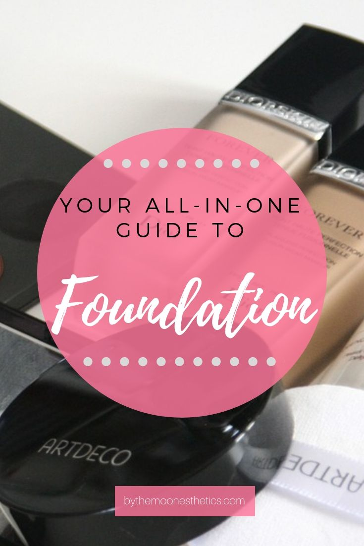 Trying to pick the right foundation? Read this guide to learn about all the different types of foundation. Know how to pick the best for your skin type so ...