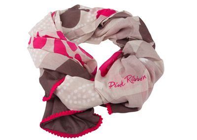 Het ultieme kledingstuk voor het strand? De pareo! Sla of wikkel hem om, zoals jij hem 't liefst draagt. Kies je voor een rok, jurk of haltertop? Ben je niet zo'n strandliefhebber, dan staat de pareo ook als sjaal prachtig. Met het logo van Pink Ribbon erop ben je altijd Pinkproof en steun je de Stichting. De pareo kost € 12,50, waarvan € 3,13 naar de Stichting gaat.