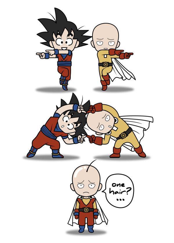 Displate Poster best fusion one #punch #man #hero #super #superhero