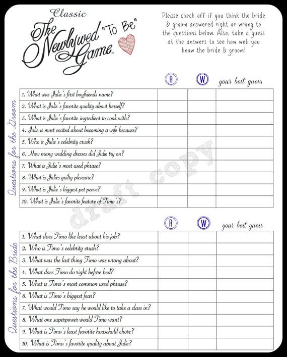 Wedding Shoe Game Questions: Best 20+ Bridal Shower Newlywed Game Ideas On Pinterest