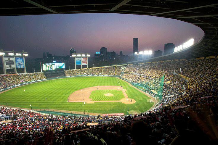 Jamsil Stadium (Seoul) | homeplate.kr